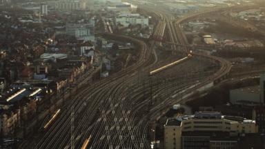 D'importants travaux de modernisation de la signalisation débutent à la Gare du midi ce lundi