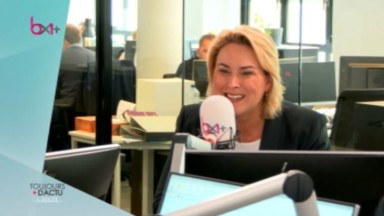 """Céline Fremault : """" Nous avons un accord de principe pour devenir un groupe"""""""