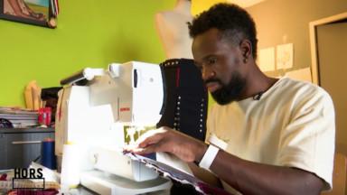 De fil en aiguille, Charly Nzogang devient un styliste de renom