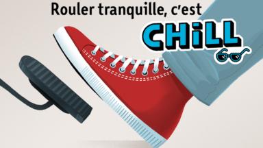 """L'AWSR lance une campagne pour un comportement plus """"chill"""" au volant"""
