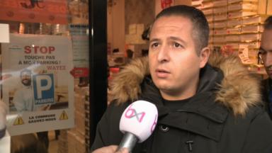 Anderlecht : le projet de réaménagement de la rue Wayez inquiète fortement ses commerçants