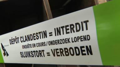Anderlecht : les riverains invités à dénoncer les auteurs de dépôts clandestins
