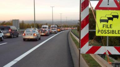Embarras de circulation sur la E19 : des déviations mises en place vers Bruxelles