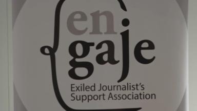 En-GAJE : l'association accueille les journalistes exilés à Bruxelles