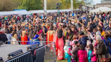 Près de 15.000 personnes attendues dimanche à l'Atomium pour le festival Diwali