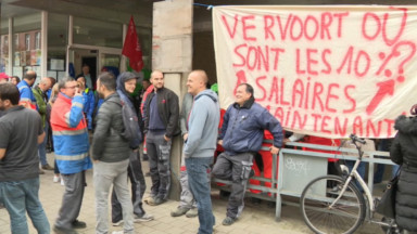 Grève de 48 heures en vue fin mars pour les administrations à Bruxelles