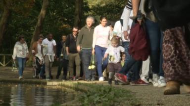 Woluwe-Saint-Lambert : une marche silencieuse pour sensibiliser au deuil périnatal