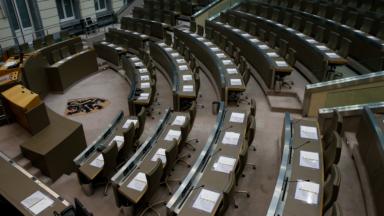 L'auteur de l'alerte à la bombe au Parlement flamand identifié