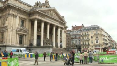 La consommation d'alcool sera interdite la nuit sur le piétonnier à Bruxelles