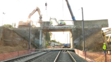 Les travaux du RER reprennent