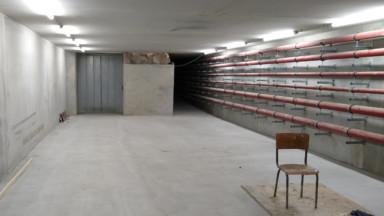 La Monnaie fait peau neuve avec un nouveau tunnel qui relie la scène aux ateliers et une réserve costumes sur son toit