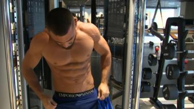 Narek Sarikyan abandonne le judo pour se lancer dans le modelling