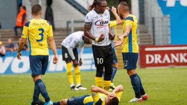 L'Union Saint-Gilloise partage à Lokeren (1-1) et glisse en 4e position