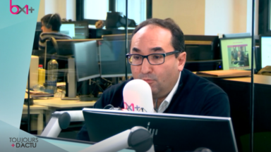 """Ahmed Laaouej (PS) : """"La N-VA n'en a strictement rien à faire de Bruxelles en tant que région"""""""