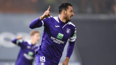 Anderlecht l'emporte face à Zulte Waregem et revient aux portes du top 6