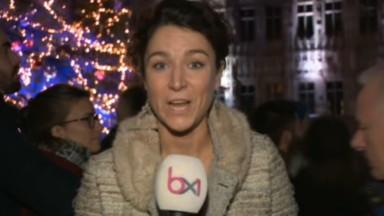 Coup d'envoi des Plaisirs d'hiver : 250 chalets de Sainte-Catherine à la Grand-Place