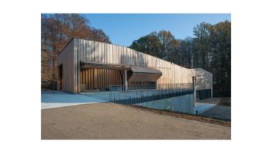 Le bureau bruxellois d'architecture B612 remporte le prix Green Solutions Award à Paris