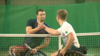 Tennis en fauteuil roulant : Joachim Gérard remporte son quatorzième titre consécutif