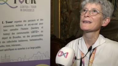 L-Tour : des parcours pour faire connaître l'histoire des personnalités LGBTQI+ à Bruxelles