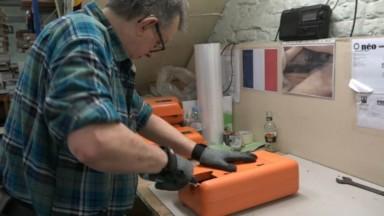 Les anciens oblitérateurs orange de la STIB entament une nouvelle vie