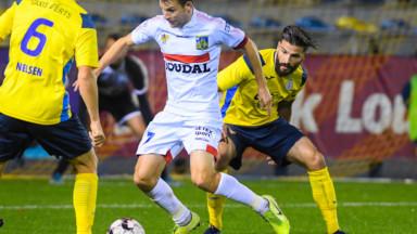 L'Union s'incline (0-2) face à Westerlo et perd ses chances de remporter le premier tour