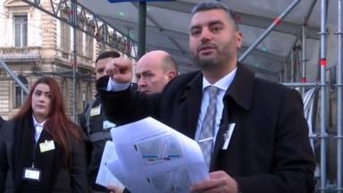 Hors Cadre : portrait de Yassin Chourouhou, le chef du protocole du SPF Intérieur