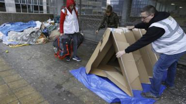 Bruxelles : le nombre de personnes sans-abri et mal logées a plus que doublé en 10 ans