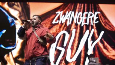 Zwangere Guy est le grand gagnant des Red Bull Elektropedia Awards