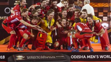La Belgique n'organisera pas la prochaine Coupe du monde de hockey