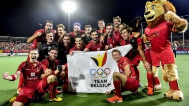 Les Red Lions remportent le trophée national du Mérite sportif 2019