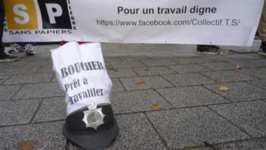 La Fédération des services sociaux appelle à la régularisation des sans-papiers
