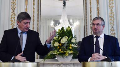 La Flandre et la Fédération Wallonie-Bruxelles se rapprochent autour de dossiers d'intérêt commun