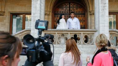 Le nombre de mariages en légère baisse à Bruxelles