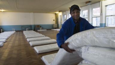 Plan hiver activé : 3 200 places disponibles pour les sans-abri à Bruxelles