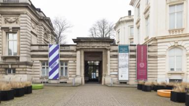 """Ouverture de l'exposition """"Dotremont et les surréalistes"""" au musée BELvue"""