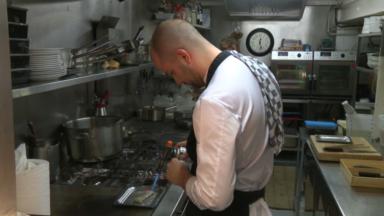 Visite au restaurant ixellois La Canne en ville, nouvellement étoilé par le guide Michelin