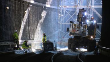 Saint-Josse-ten-Noode : le chantier du tunnel Clovis a débuté, un défi logistique
