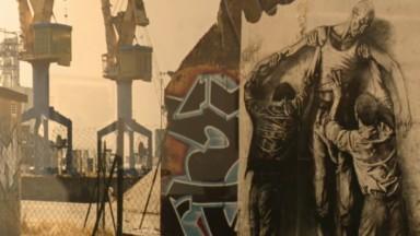 """""""Murs"""" : hommage aux combattants de la liberté à la galerie Huberty Breyne"""
