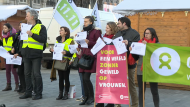 Une minute de bruit pour sensibiliser sur la violence dont sont victimes les femmes
