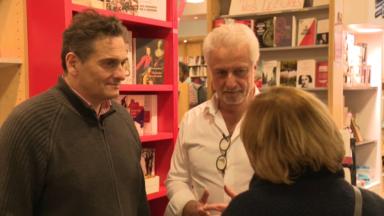 """Marc Filipson limite l'impact des tablettes électroniques sur les librairies : """"Il n'y a pas de crise !"""""""