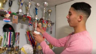 Hors Cadre : Youness Oualad, vice-champion d'Europe de karaté