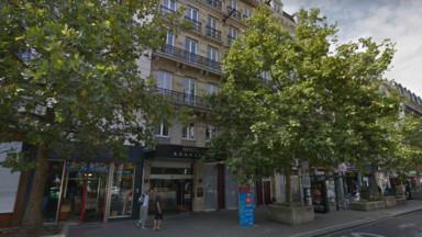 L'hôtel 4 étoiles Catalonia du boulevard Anspach a fermé ses portes