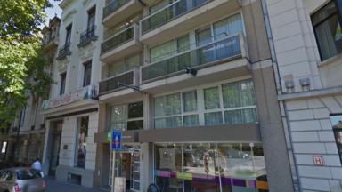 Bruxelles-Ville : un incendie s'est déclaré dans un hôtel, 64 clients relogés