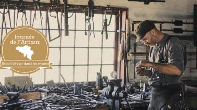 Journée de l'Artisan : découvrez les réalisations et créations des artisans bruxellois ce dimanche