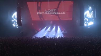 Lost Frequencies a fait le show à Forest National