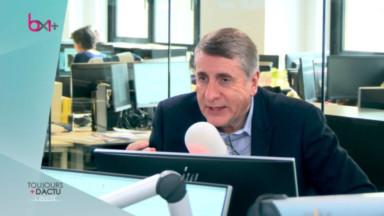 """Olivier Maingain : """"je serai agent de liaison entre les différents niveaux de pouvoir francophones"""""""