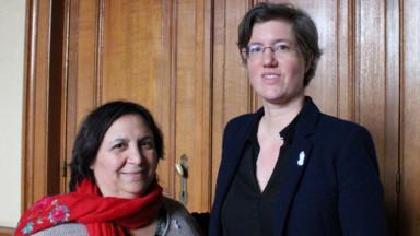 Molenbeek mène plusieurs actions symboliques pour condamner les violences faites aux femmes