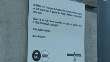 Marolles : cérémonie d'hommage aux juifs déportés durant la Seconde Guerre Mondiale