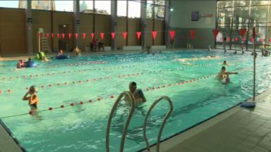 Ganshoren : la piscine Nereus fête son millionième nageur