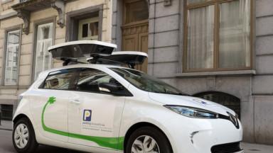 À Anderlecht, les horodateurs avec tickets en papier vont être remplacés par des scan cars